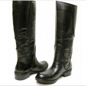 Jessica Simpson Victorya Black  Riding boot sz 9